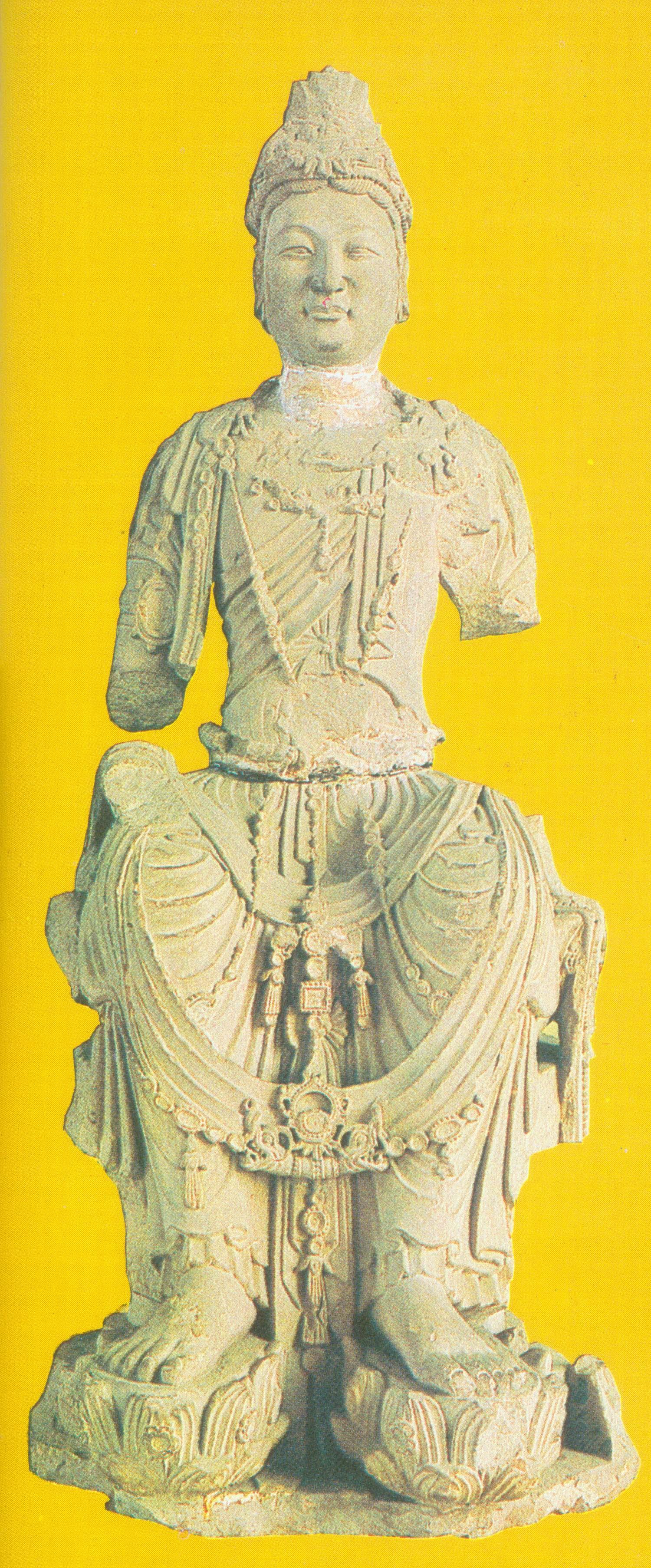 中国寺庙祠观造像图像细览